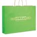 "Matte 16"" x 6"" x 13"" Personalized Shopping Bags"