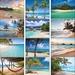 Beaches 2022 Promotional Wall Calendars