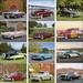 Classic Cars 2022 Promotional Wall Calendars