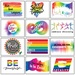 Custom Pride Wall Calendars - 2021