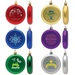 Personalized Flat Round Ornaments