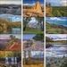 Landscapes of America Custom Economy 2021 Wall Calendars