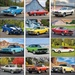 Muscle Cars Promotional 2022 Calendars