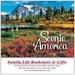 Scenic America Mini Imprinted Wall Calendar - 2021