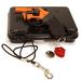 Charter Arms, PRO 22 Blank Revolver, Orange