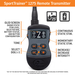 SportDog, SD-1275, SportTrainer 1275, Orange