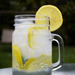 Sunshine Mason Co. Mason Jar Glass Mugs with Handles Pint Size (16 ounce, 473 mL) Regular Mouth 24 Pieces