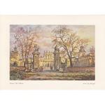 Adamczyks Greeting Card - Warsaws Wilanow Palace
