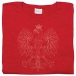 ASCII Code Polish Eagle - Women's T-Shirt