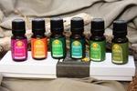 ATAPA Essential Oils for Aromatherapy, Set of 6