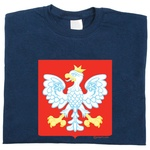 Baby White Eagle - Adult T-Shirt