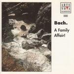 Bach. A Family Affair! - Piano Music