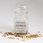 Bag of Natural Amber in Granule Form