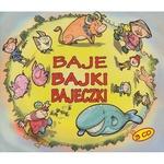 Baje, Bajki, Bajeczki - Tales, Fables, Fairytales 3 CD Set