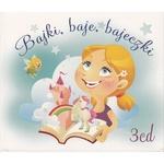 Bajki, Baje, Bajeczki - Fables, Tales, Fairytales 3 CD Set