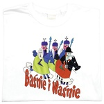 Basnie i Wasnie, Spade Riders - Adult T-Shirt
