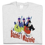 Basnie i Wasnie, Spade Riders - Adult Long Sleeve Tee