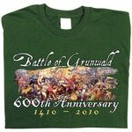 Battle of Grunwald 600th Anniversary - Adult Long Sleeve Tee