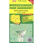 Bieszczady National Park Map