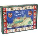 Board Game - Odkryj Wawel - Discover Wawel