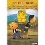 Bolek & Lolek The Golden City of the Incas VCD