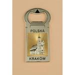 Bottle Opener Magnet - Krakow, St. Mary's Church