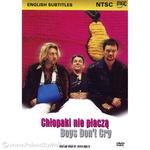 Boy's Dont Cry - Chlopaki nie placza DVD