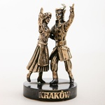 Bronze Sculpture - Krakow Folk Dancers