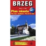 Brzeg City Map