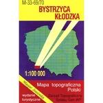 Bystrzyca Klodzka Region Map