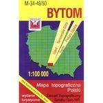 Bytom Region Map