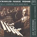 Charles-Marie Widor - Szypowski, Organ Music