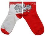 Children's Socks - Polish White Eagle