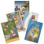 Christmas Cards - Religious, Set of 5