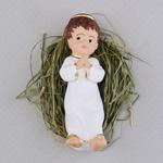 Christmas Hay - Sianko with Child Jesus