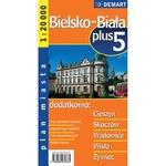 City Plus Maps - BIELSKO-BIALA plus 5 other cities