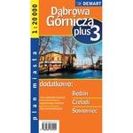 City Plus Maps - DABROWA GORNICZA plus 3 other cities
