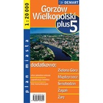 City Plus Maps - GORZOW WLKP. plus 5 other cities