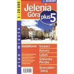 City Plus Maps - JELENIA GORA plus 5 other cities