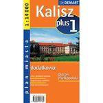 City Plus Maps - KALISZ plus 1 other city