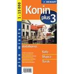 City Plus Maps - KONIN plus 3 other cities