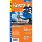 City Plus Maps - KOSZALIN plus 5 other cities
