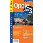City Plus Maps - OPOLE plus 3 other cities