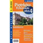 City Plus Maps - PIOTRKOW TRYBUNALSKI plus 4 other cities