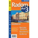 City Plus Maps - RADOM plus 3 other cities