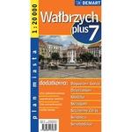 City Plus Maps - WALBRZYCH plus 7 other cities