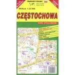 Czestochowa City Map