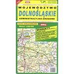 Dolnoslaskie Map