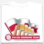 Drinking Team Flag - Adult Long Sleeve Tee