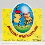 Easter Egg Sleeves - Krakowiaki Cartoon Series
